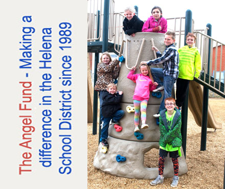 Kessler students on playground
